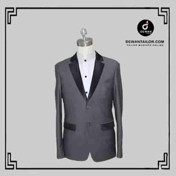 jas tuxedo silver