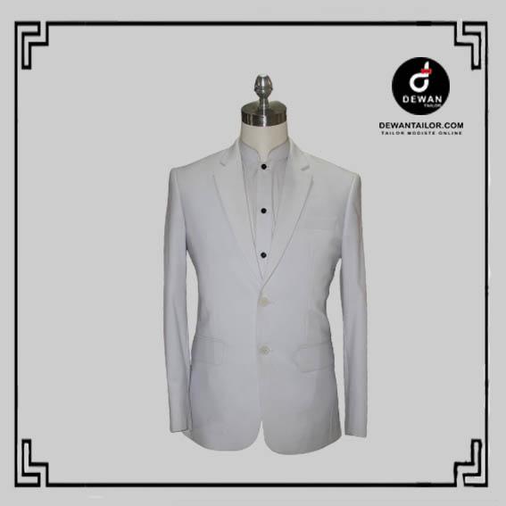 jas putih khusus new